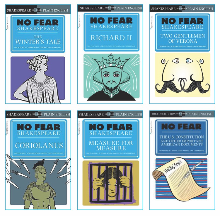 No Fear covers